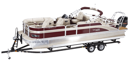 Shop Boats and Pontoons at Go Fasters